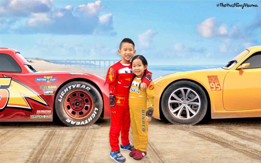 Disney Cars 3 Halloween Outfits